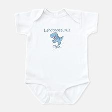 Landonosaurus Rex Infant Bodysuit