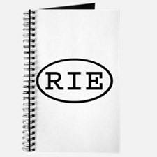 RIE Oval Journal