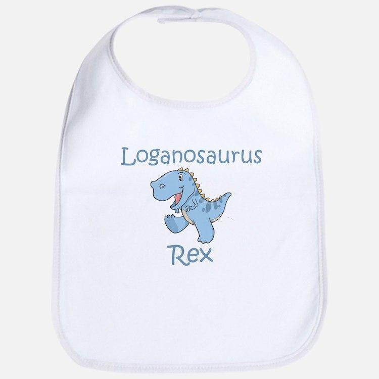 Loganosaurus Rex Bib