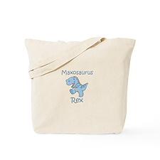 Maxosaurus Rex Tote Bag