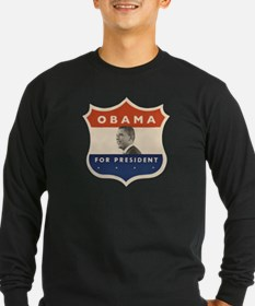 Obama JFK '60-Style Shield T