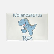 Nolanosaurus Rex Rectangle Magnet