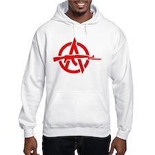 AK-47 Anarchy Symbol Hoodie