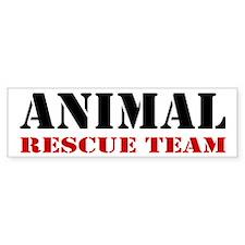 Animal Rescue Team Bumper Stickers