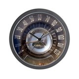 Speedometer Wall Clocks