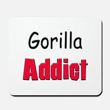 Gorilla Addict Mousepad