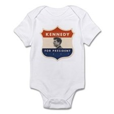 JFK '60 Shield Infant Bodysuit