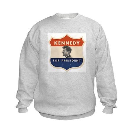 JFK '60 Shield Kids Sweatshirt