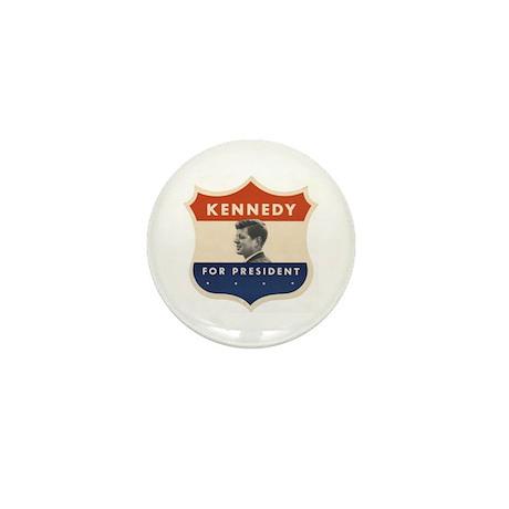 JFK '60 Shield Mini Button
