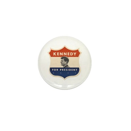 JFK '60 Shield Mini Button (10 pack)