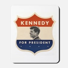 JFK '60 Shield Mousepad