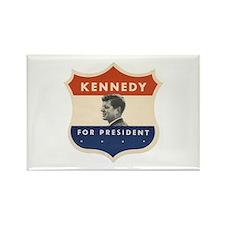 JFK '60 Shield Rectangle Magnet