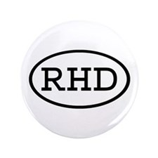 "RHD Oval 3.5"" Button"