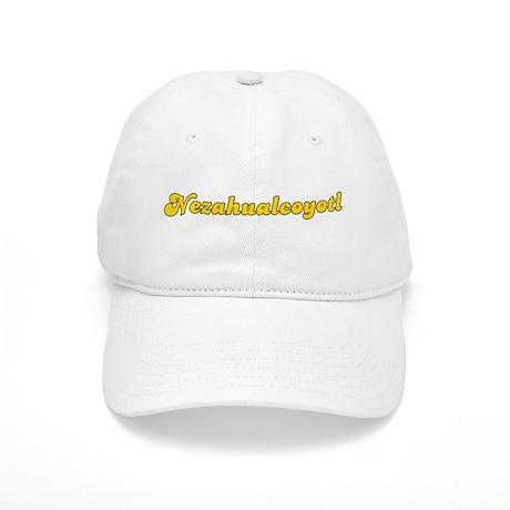Retro Nezahualcoyotl (Gold) Cap