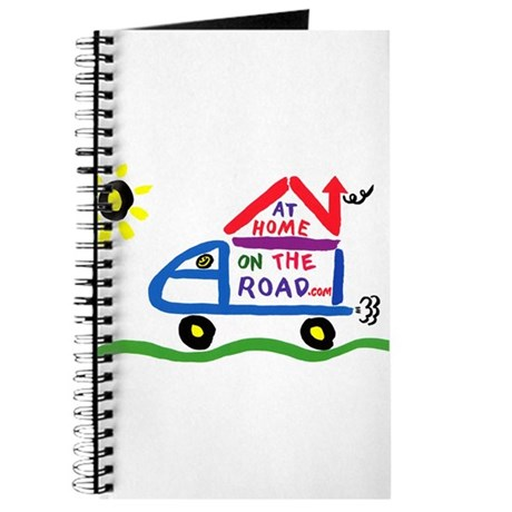 At Home on The Road Journal