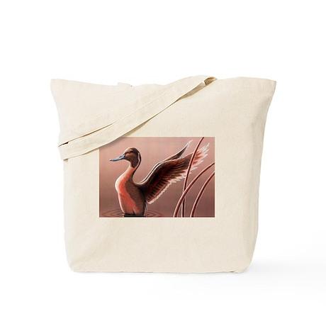 Sunrise Pintail Tote Bag