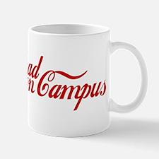 chabad cola red Mugs