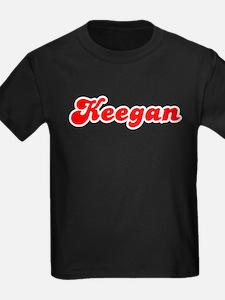 Retro Keegan (Red) T