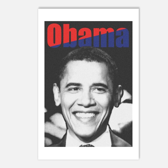Obama RFK '68-Style Postcards (Package of 8)