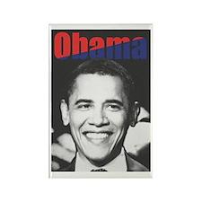 Obama RFK '68-Style Rectangle Magnet