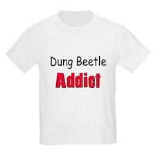 Dung Beetle Addict T-Shirt