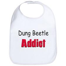 Dung Beetle Addict Bib