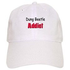 Dung Beetle Addict Baseball Cap