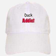 Duck Addict Baseball Baseball Cap