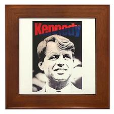 RFK '68 Framed Tile