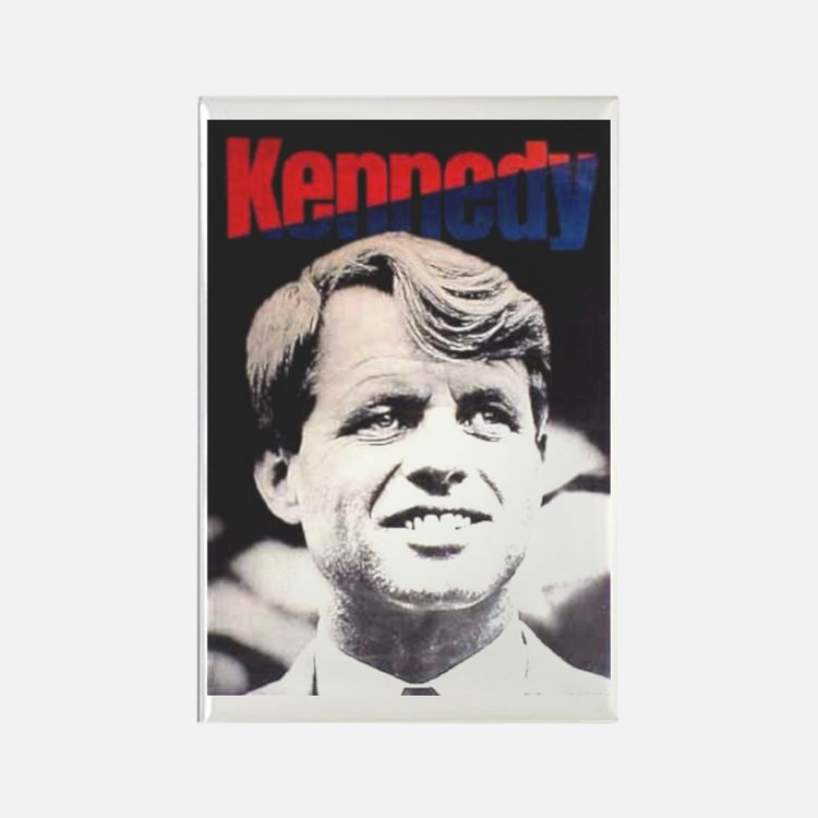 RFK '68 Rectangle Magnet