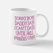 UNTIL HELL FREEZES OVER Mug