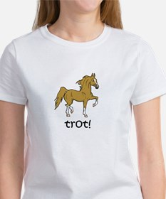 Trot! Women's T-Shirt