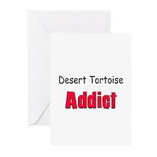 Desert Tortoise Addict Greeting Cards (Pk of 10)