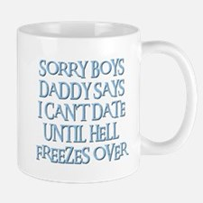 UNTIL HELL FREEZES OVER Mug