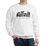 Stonehenge Rocks Sweatshirt