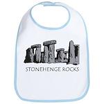 Stonehenge Rocks Bib