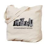 Stonehenge Rocks Tote Bag