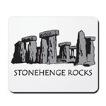 Stonehenge Rocks Mousepad