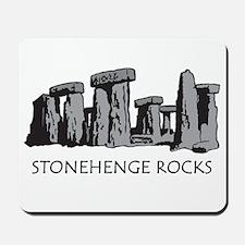 Stonehenge Rocks Mousepad