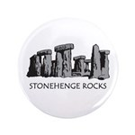 "Stonehenge Rocks 3.5"" Button (100 pack)"