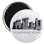 """Stonehenge Rocks 2.25"""" Magnet (10 pack)"""