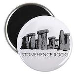 """Stonehenge Rocks 2.25"""" Magnet (100 pack)"""