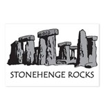 Stonehenge Rocks Postcards (Package of 8)