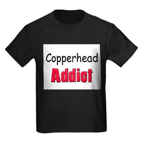 Copperhead Addict Kids Dark T-Shirt