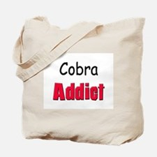 Cobra Addict Tote Bag