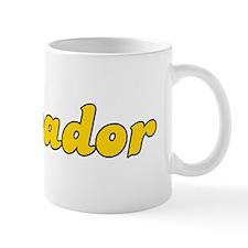 Retro Salvador (Gold) Mug