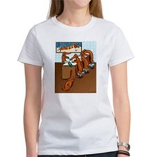 Belly Up to the Weiner Bar Tee