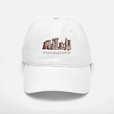 Stonehenge Rocks RD Baseball Baseball Cap