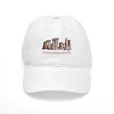 Stonehenge Rocks RD Baseball Cap