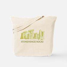 Stonehenge Rocks GD Tote Bag